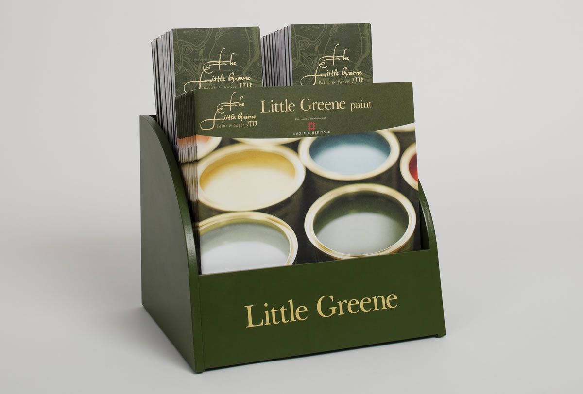 Little Greene Colour Card Holder