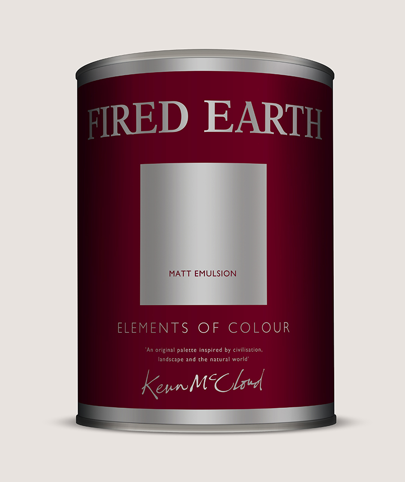 Fired Earth 5 Litre Tin