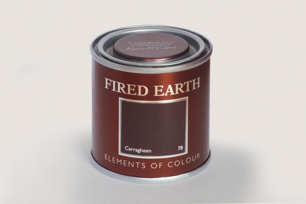 Fired Earth Sample Pot